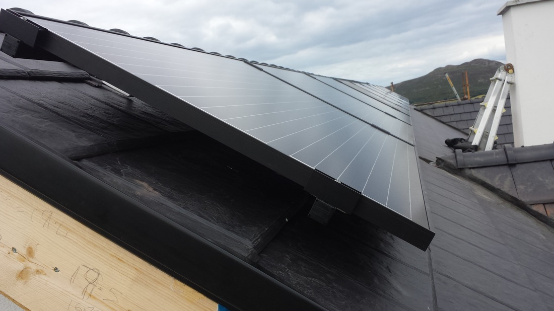 barrett solar  ,  marr sun and build , pv , dublin , photovoltaic ,