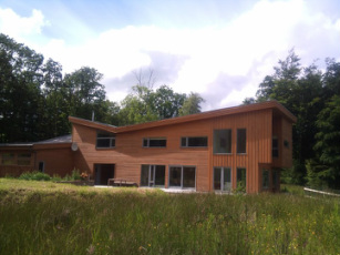 Marr construction ,  philip marr , ireland  energy efficient homes   timber  frame and  timber cladding , Scandinavian style , eco homes , Scandinavian interiors , inspirational homes